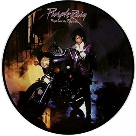 Prince - Purple Rain (Picture Disc) - Vinyl