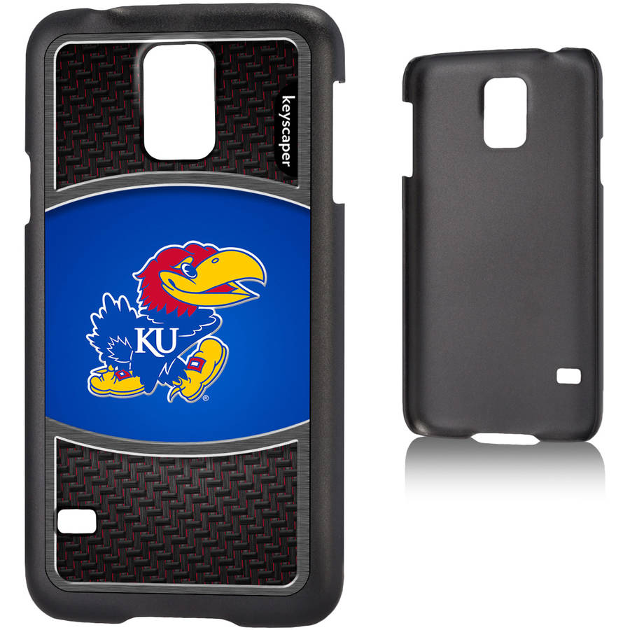 Kansas Jayhawks Galaxy S5 Slim Case