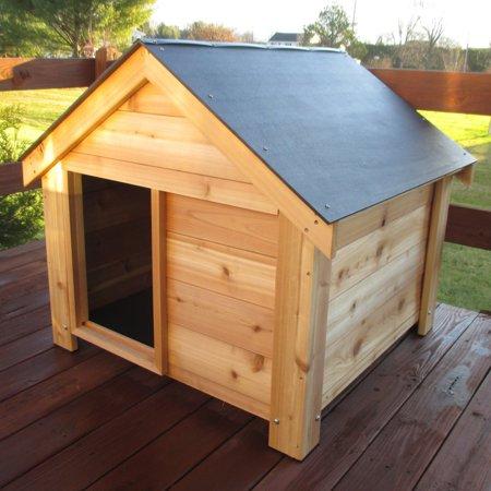 Infinite Cedar Ultimate Cedar Dog House