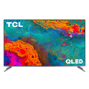 """TCL 55"""" Class 5-Series 4K UHD QLED Dolby Vision HDR Roku Smart TV - 55S531"""