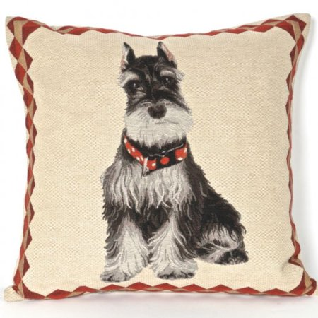 Tapestry Schnauzer Pillow Cover Walmart Canada