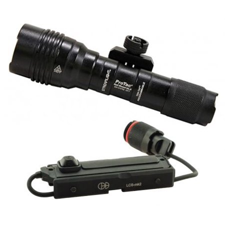Cloud Defensive Light Control System w/Streamlight ProTac HLX 1000 Lumen
