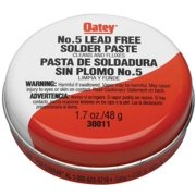 Oatey  30011 12-count No. 5 Pasted Flux