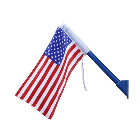 Gorilla Playsets 09-1014-US American Flag Kit with Pole and Base Home Flag Kit