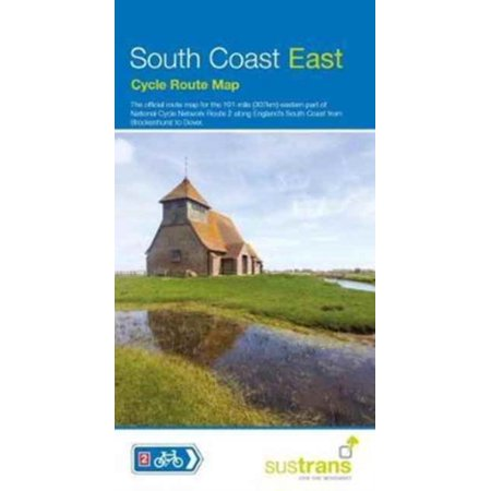 SOUTH COAST EAST CYCLE ROUTE MAP
