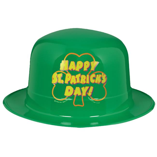 Morris Costumes BG3397725 Plastic St Patricks Day Costume, Pack of 5