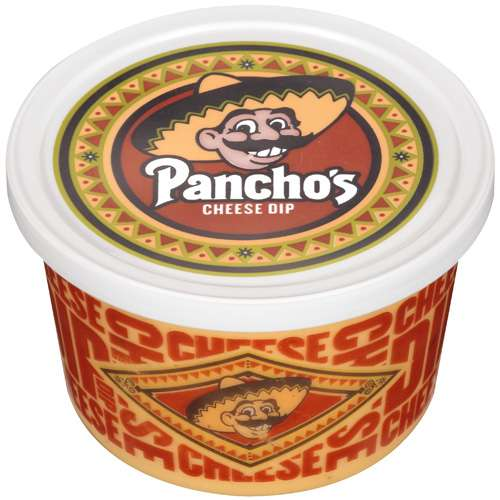 Pancho's: With American Cheese/Bell & Jalapeno Peppers Cheese Dip, 16 Oz