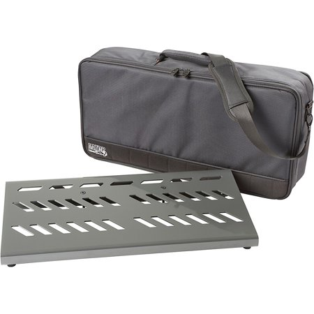 Gator Pro Aluminum Pedal Board with Case