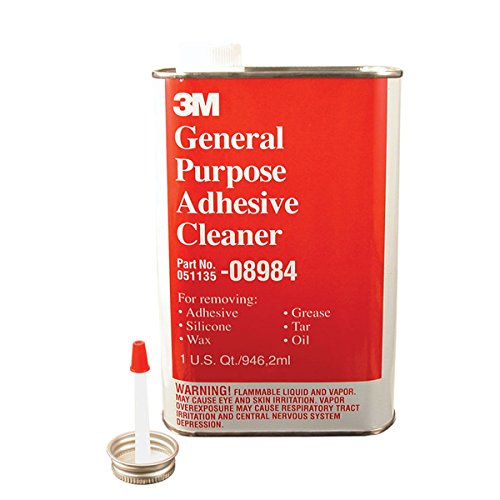 AAMP Parts and Tools 3M General Purpose Adhesive Cleaner 08984 AAMP-3MGPAC by AAMP Parts-Tools