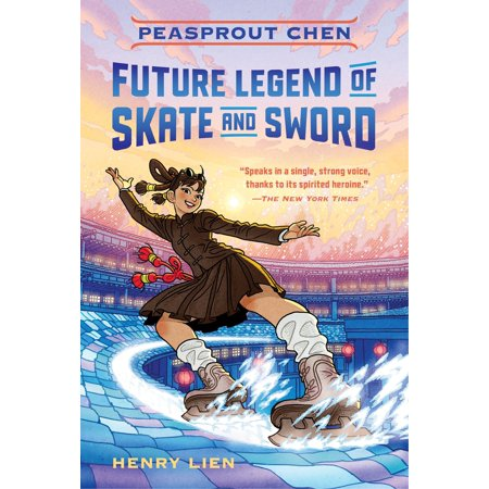 Peasprout Chen, Future Legend of Skate and Sword (Paul Chen Swords)
