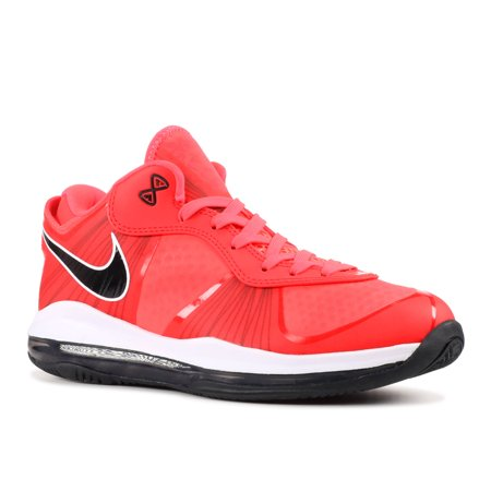 b9ec03507a53 Nike - Men - Lebron 8 V 2 Low  Solar Red  - 456849-600 - Size 8 ...