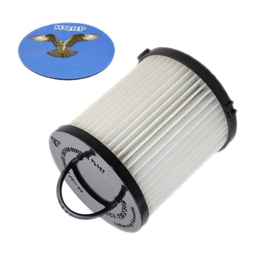 HQRP HEPA Filter for Eureka AirSpeed AS1000A AS1004A Upright Vacuum + HQRP Coaster