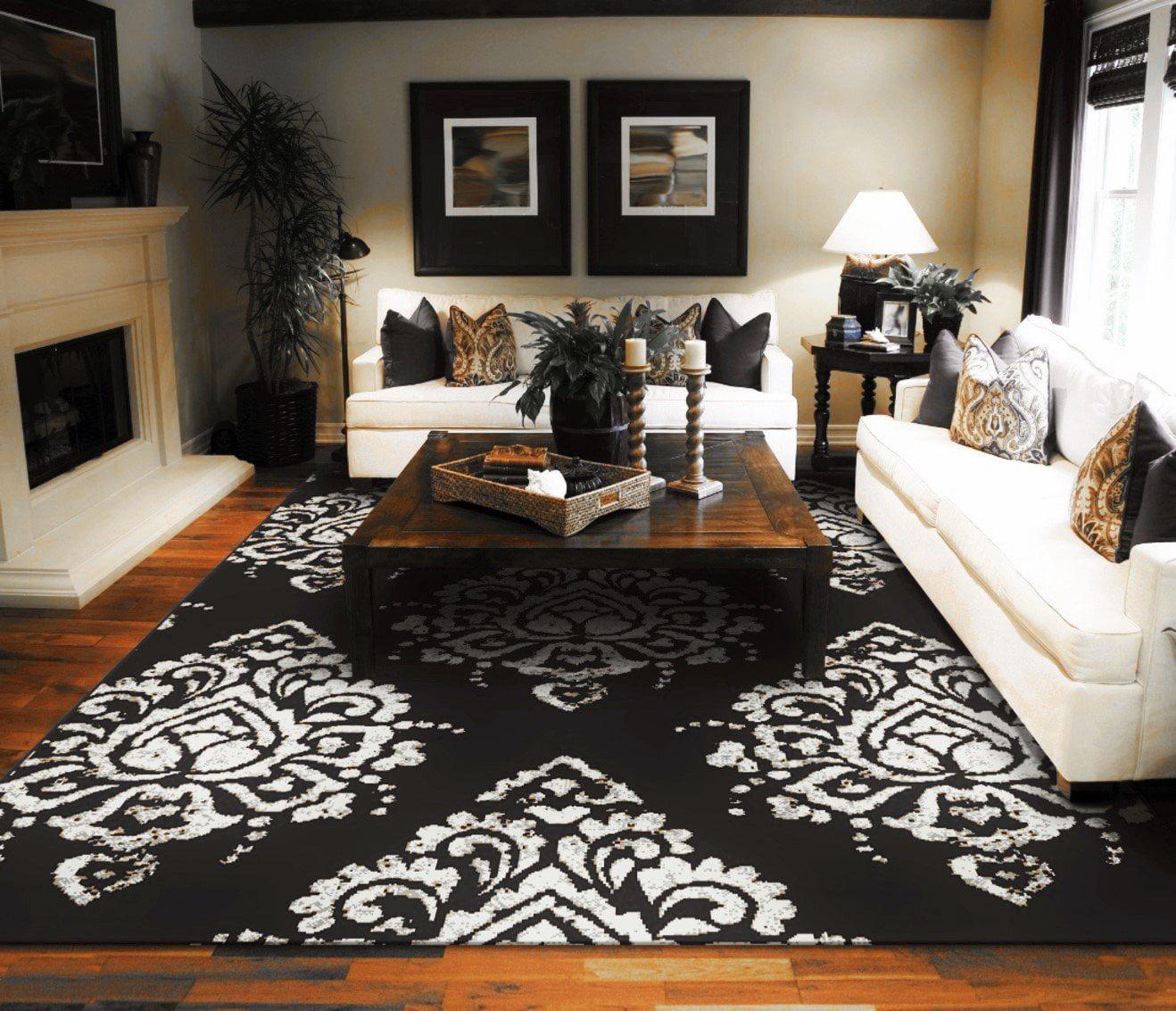 Large Area Rugs For Living Room 8x10 Walmart Com Walmart Com