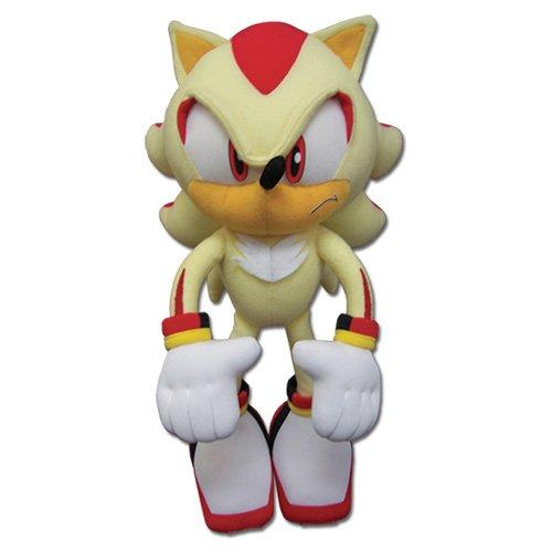 "Sonic The Hedgehog 10"" Plush: Super Shadow"