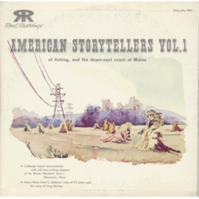 Smithsonian Folkways CK-05001-CCD American Storytellers- Vol. 1 - image 1 de 1