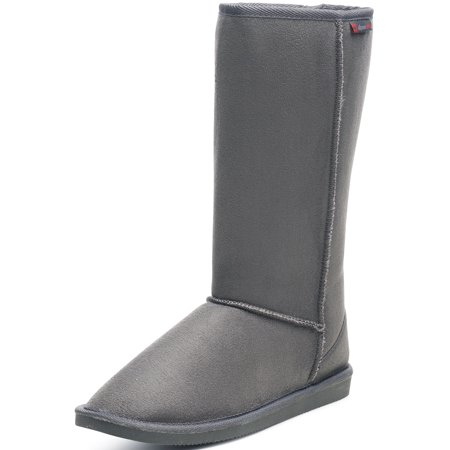 Alpine Swiss Women Boots MidCalf 12