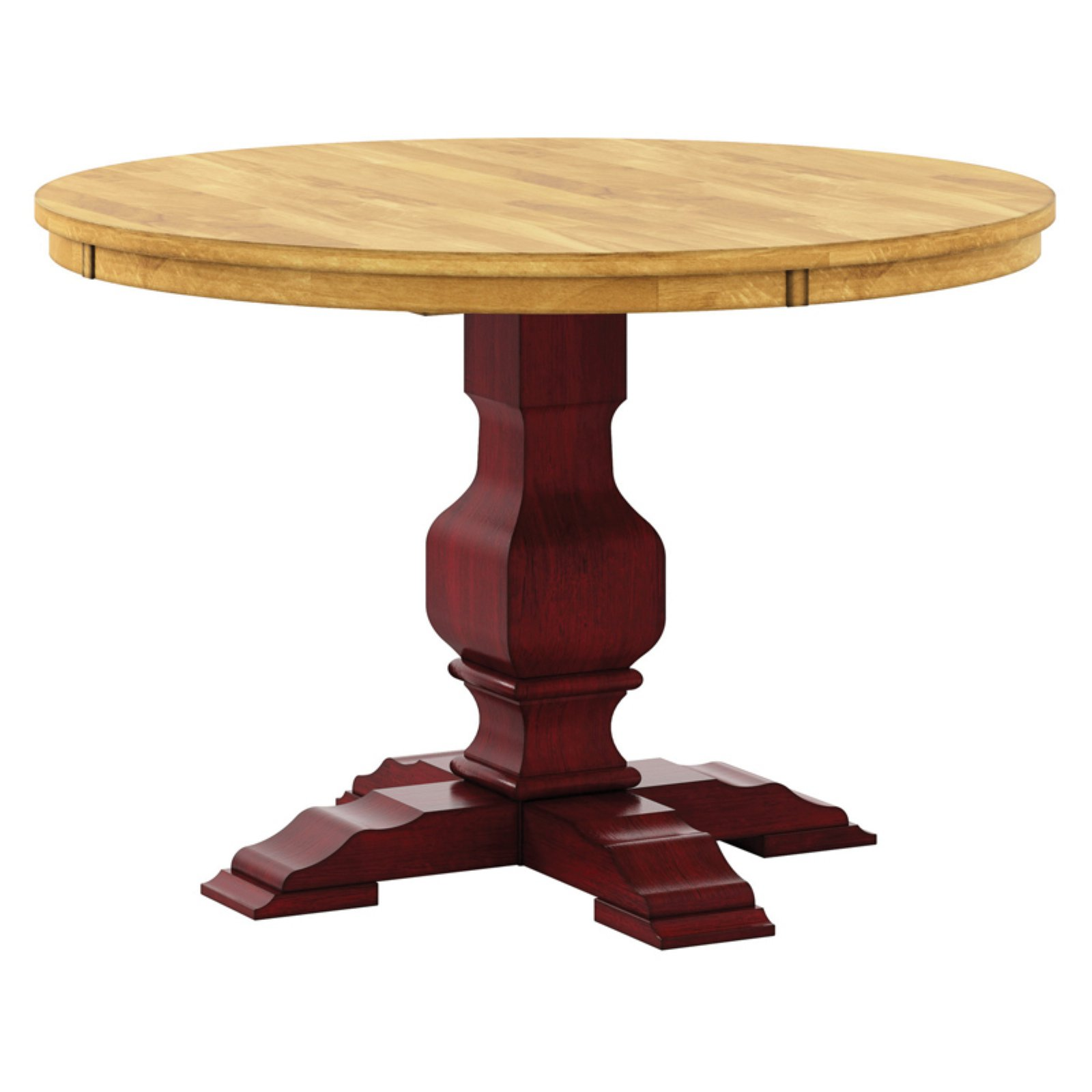 Weston Home 45 in. Round Dining Table