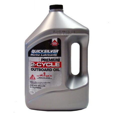 Mercury   Mercruiser 92 858022Q01  92 858022Q01  Oil Tcw3 Premium Gallon Quicksilver  Boat Marine Parts  Pack Of 3
