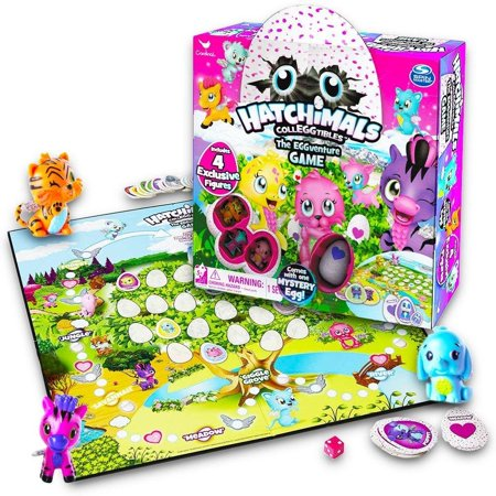 Hatchimals Eggventure Game Set - comes with one mystery egg