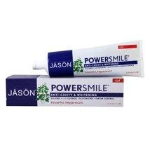 Toothpaste: JASÖN Powersmile Anti-Cavity & Whitening