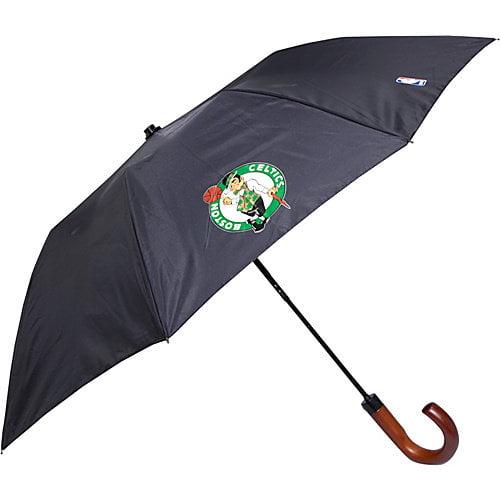 Concept One Boston Celtics Woody Umbrella