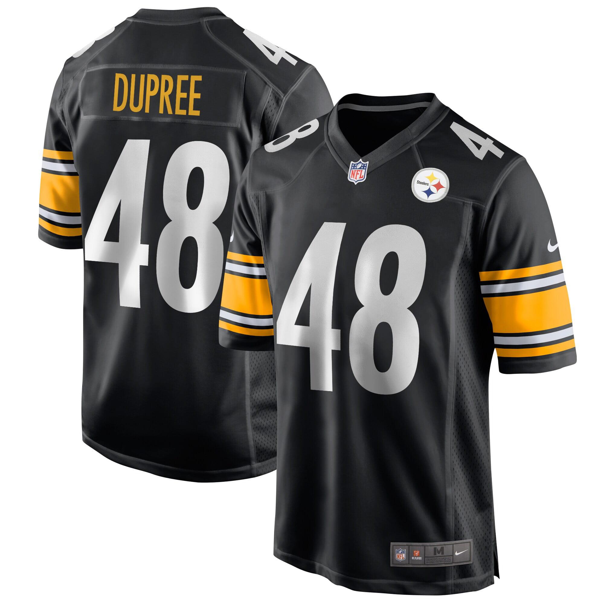 Bud Dupree Pittsburgh Steelers Nike Game Jersey - Black - Walmart.com