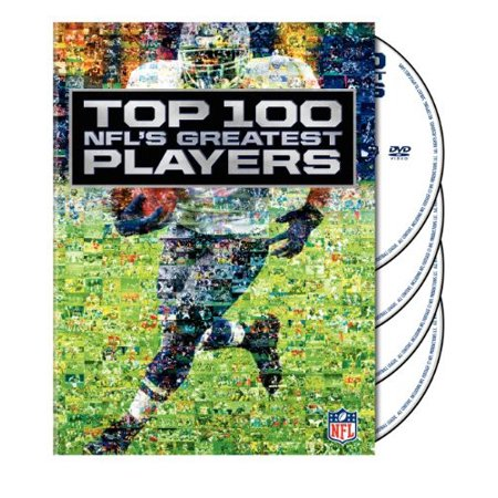 Top 100: NFL's Greatest Players (DVD)