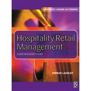 Hospitality Retail Management - eBook