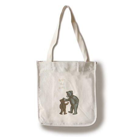 Best Dad Ever - Breathless Paper Co. Artwork (100% Cotton Tote Bag -