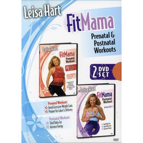 Leisa Hart: Fitmama - Prenatal And  Postnatal Pregnancy Workout (2 Discs)