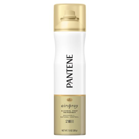 Pantene Pro-V Level 2 Ultra-Lightweight Airspray Hairspray for Smooth Finish, 7