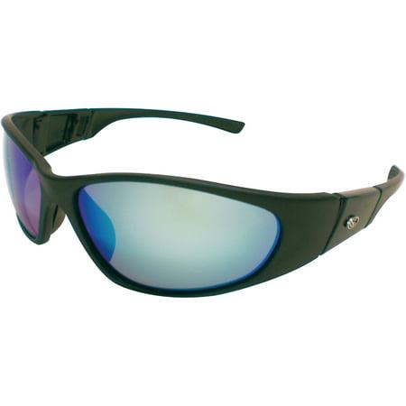 Yachter's Choice Manta Sunglasses with Blue Mirror Polarized Lenses