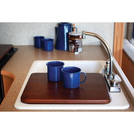 Sink Cover (Camco 43436 Bordeaux Sink Cover )