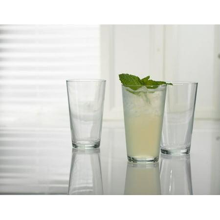 Luminarc 16 oz. Clear Drinking Cooler 12 PC Glassware Set