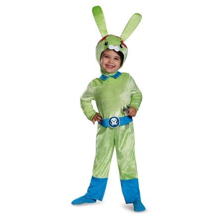 Toddler Octonauts Tweak Bunny Classic Costume Disguise 99522, 2T - Octonauts Characters Tweak
