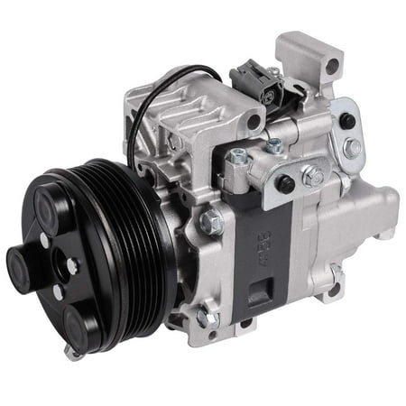 1.6l Dohc Engine (A/C Compressor & Clutch For 2007 2008 Mazda CX-7 H12A1AL4CX (Sport Utility 4-Door, 2.3L 2260CC l4 GAS DOHC Turbocharged Engine) )