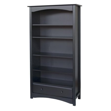 DaVinci Roxanne Wood Bookcase with Drawer
