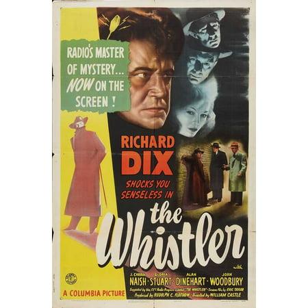 The Whistler POSTER Movie (27x40) - Glc Whistler Halloween