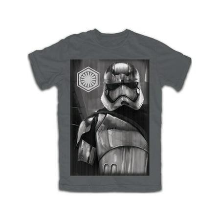 - Star Wars Adult Storm Trooper Tee Medium