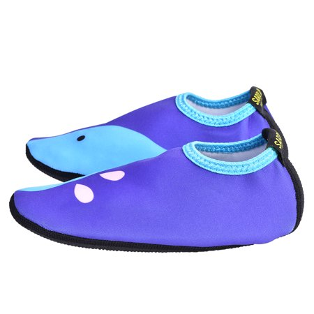 c5858b40e556 TOPINCN - TOPINCN Children Beach Shoes,1 Pair Unisex Beach Skin Shoes Swim  Sport Summer Socks Rubber Sole for Boy Girl Children