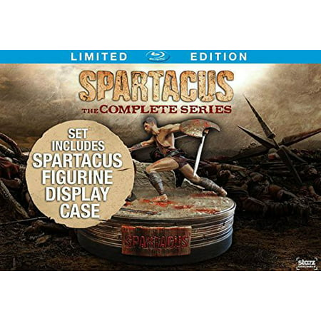 Spartacus: The Complete Series (Blu-ray) ()