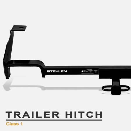 Ford Focus Wagon 5 Door - Stehlen 733469488293 Class 3 Trailer Tow Hitch With 2