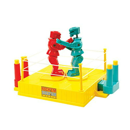Mattel Rock'em Sock'em Robots Game ()