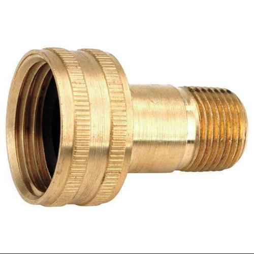 ANDERSON METALS 707420-1204 Female Swivel,Low Lead Brass,500 psi G7014655