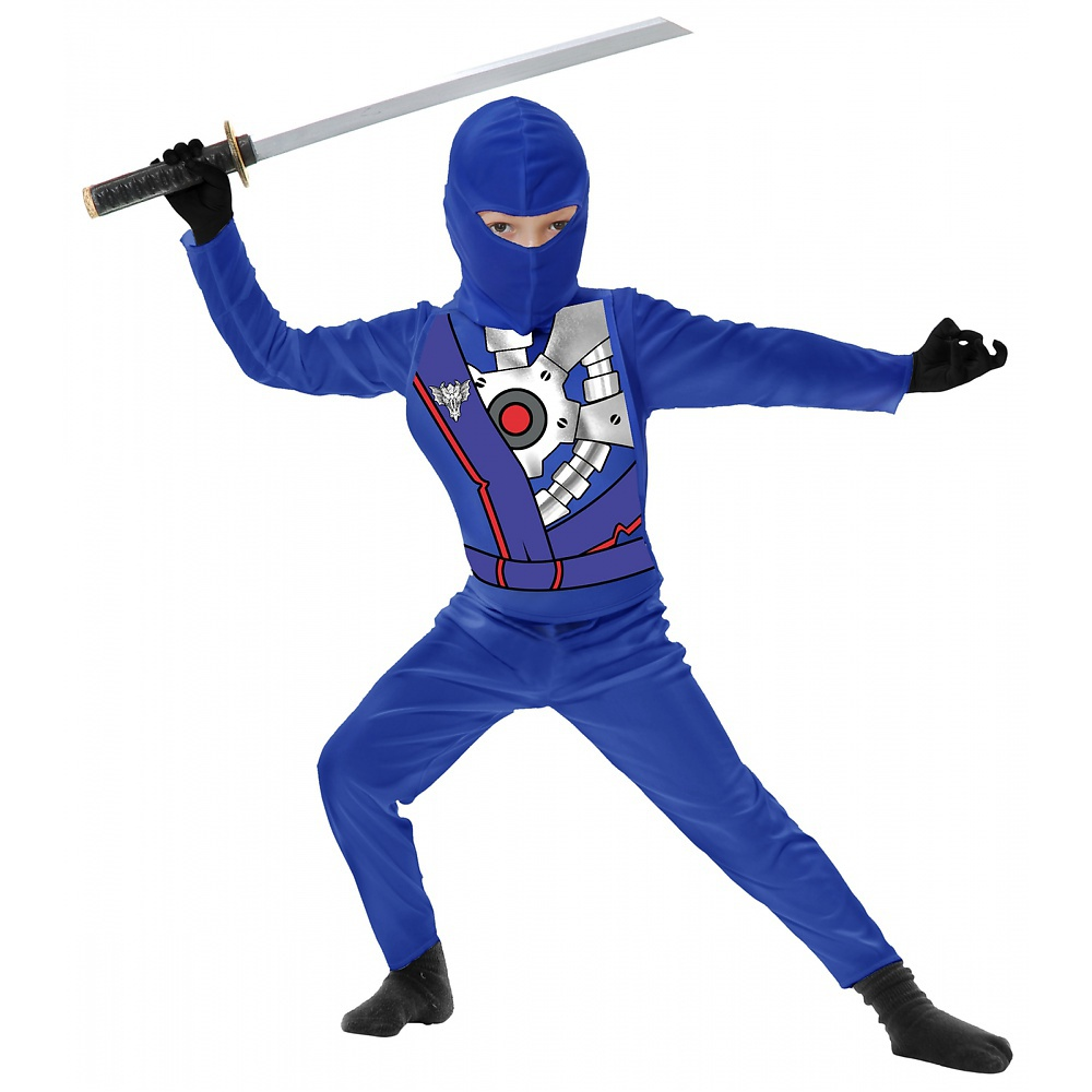Ninja Avengers Series 4 Child Costume Green - Toddler