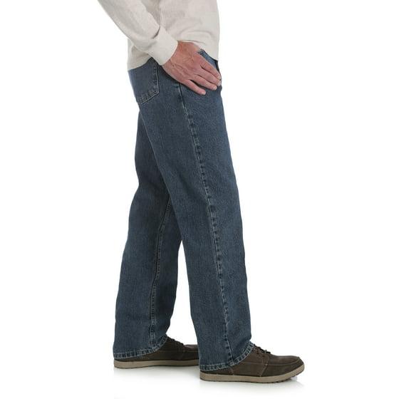 4371737e Wrangler - Wrangler Men's Relaxed Fit Jeans - Walmart.com