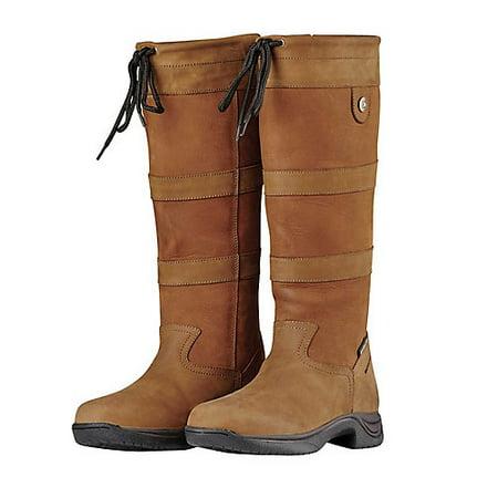 Dublin Ladies River Boots III 9 Tan ()