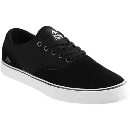 Emerica Mens Provost Slim Vulc Skate Casual   - ()