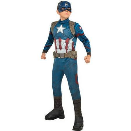 Captain America Halloween Costume (Avengers