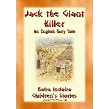 JACK THE GIANT KILLER - An English Children's Tale of Magic and Awe - eBook ()